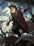 Captain hook underling
