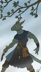 Argonian Saxhleel