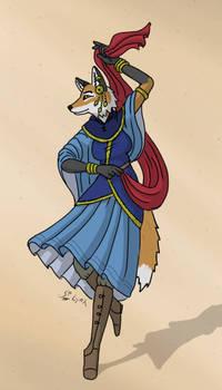 Dance of the Fox