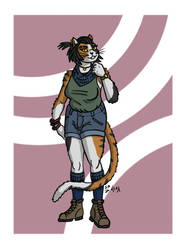 Calico Character
