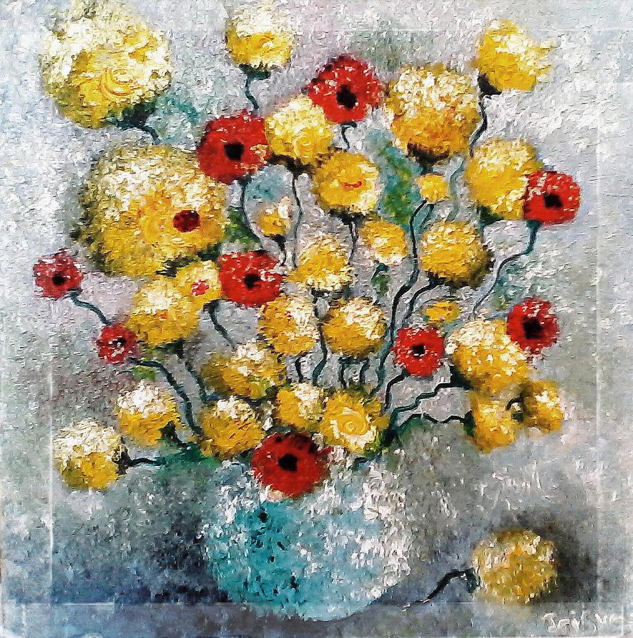 Dandelions by ladybird-Iriska