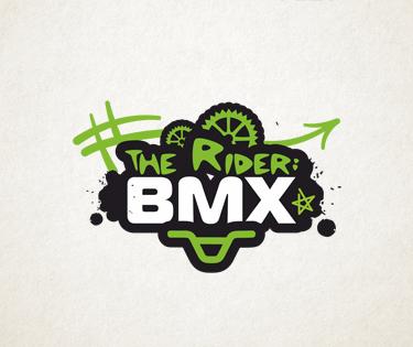Logo BMX by ladybird-Iriska