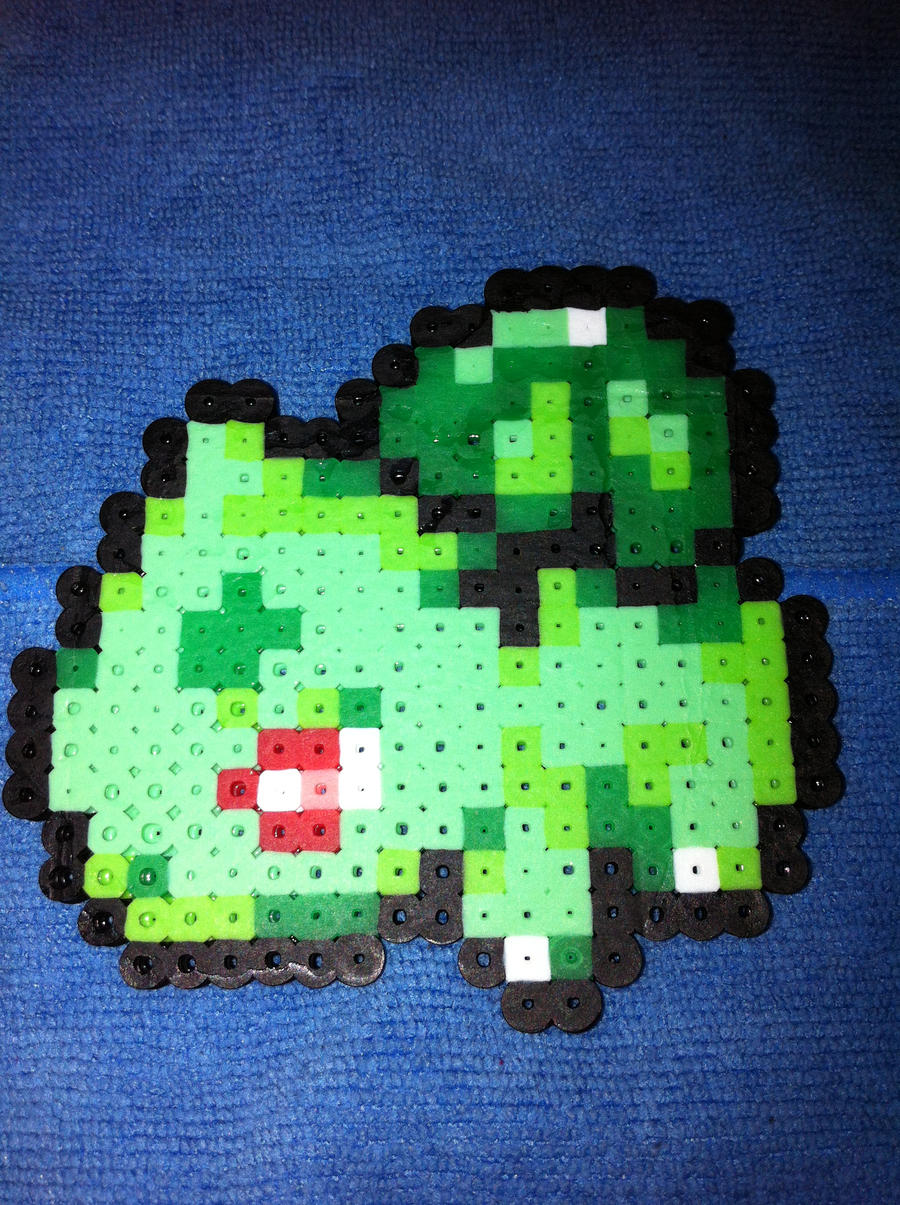 Minecraft Pixel Art Bulbasaur | Car Interior Design