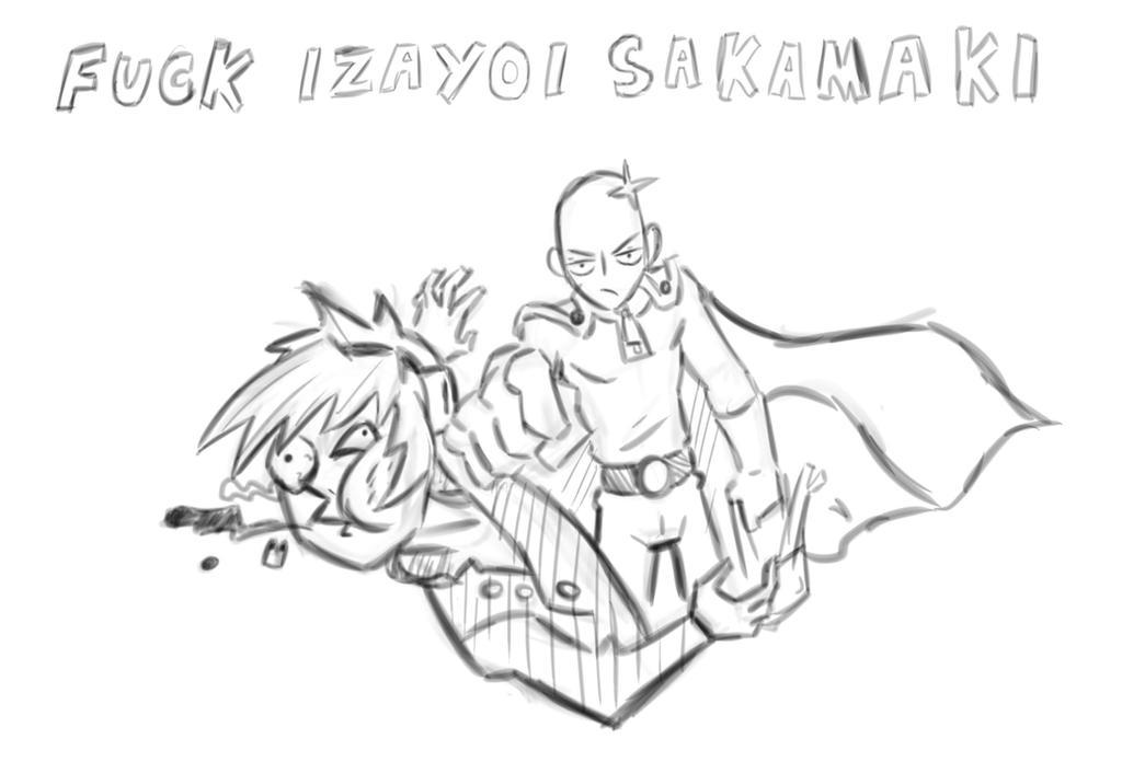 F**K Izayoi Sakamaki by Shaun-K