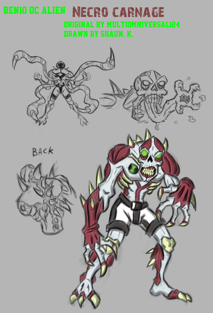 NecroCarnage by Shaun-K