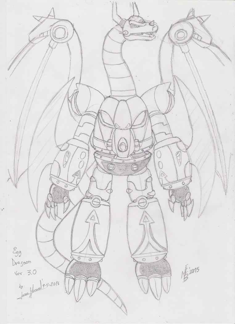 Egg_Dragon 3.0 by Max-Echidna-Bat