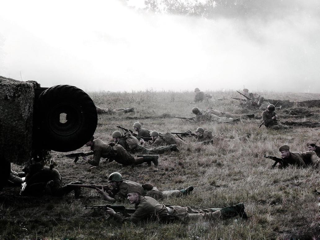 Battlefield. by Linek