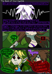 The Back of Your Eyelids: Chapter 7 Page 3 by Xissor