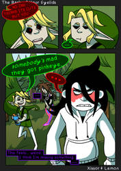 The Back of Your Eyelids: Chapter 7 Page 5 by Xissor