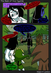 The Back of Your Eyelids: Chapter 7 Page 8 by Xissor