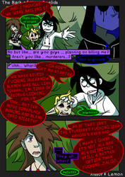 The Back of Your Eyelids: Chapter 7 Page 9 by Xissor