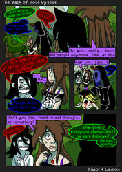 The Back of Your Eyelids: Chapter 7 Page 11 by Xissor