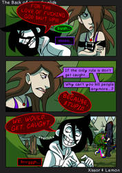 (Non-Animated)The Back of Your Eyelids: Ch7 Pg13 by Xissor