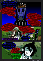 The Back of Your Eyelids: Chapter 7 Page 12 by Xissor