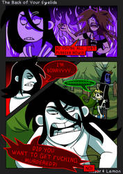 The Back of Your Eyelids: Chapter 7 Page 15 by Xissor