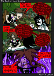 The Back of Your Eyelids: Chapter 7 Page 16 by Xissor