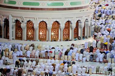 Prayer by Saad-A