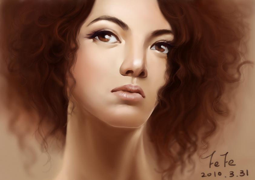 Very Beautiful Woman 113