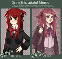 Draw This Again! Meme by DrawKill