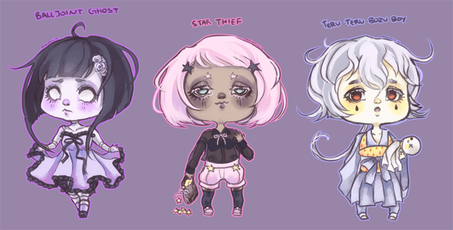 [CLOSED] Adoptable +Random Batch+ by DrawKill