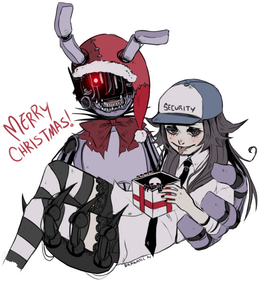Merry Christmas! by DrawKill