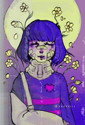 Dead Flowers by DrawKill