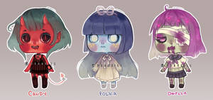 [CLOSED] Monster Girl Adopts