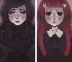 Faces by DrawKill