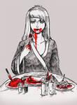 [Day 10] Cannibalism [SPEEDPAINT!]