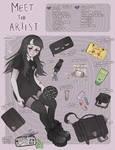 Meet The Artist V2