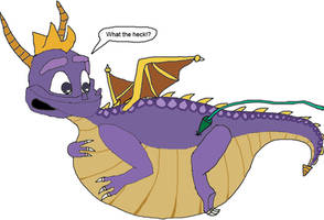 Spyro Inflate 1 by Sdwaggy
