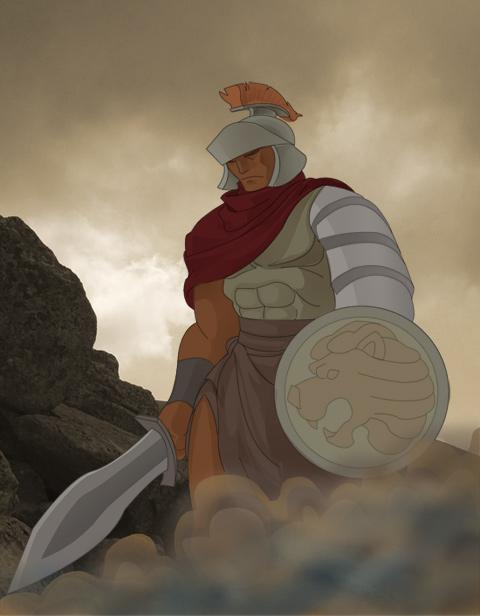 Gladiator by fan4battle