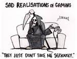 Sad realisation of gaming...
