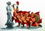 Elite Spartan training