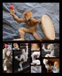 Spartan sculpt by fan4battle