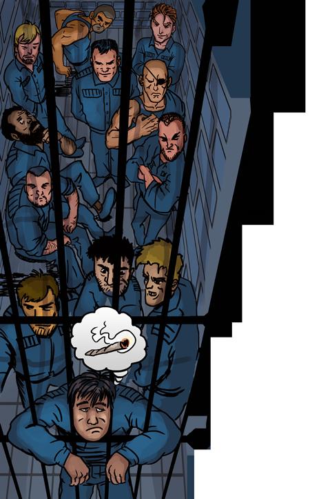 In cosy custody by fan4battle