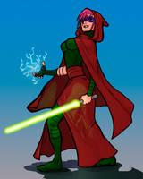Dark Jedi by fan4battle