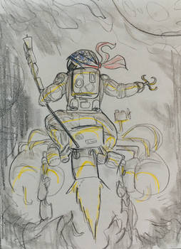 Cosmic scavenger