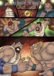 Beast war colored by fan4battle