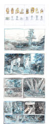 Puente Storyboard pg 2 to 15 by carbono14