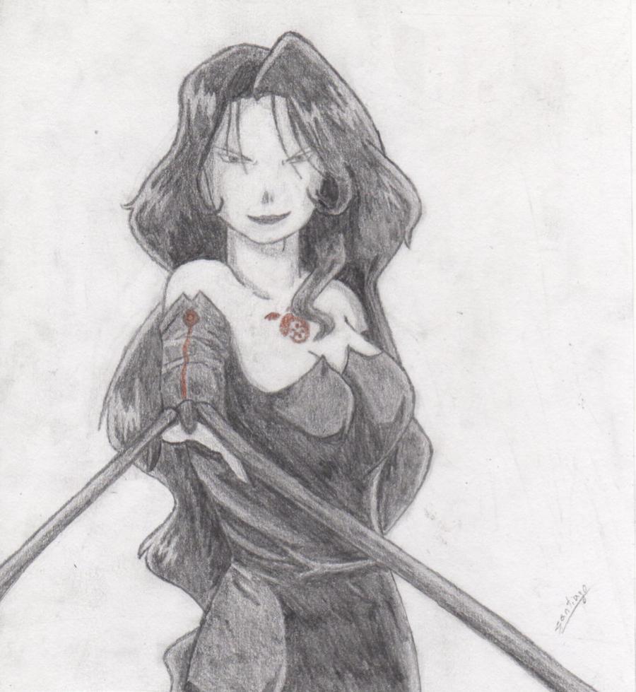 Fullmetal Alchemist Lust By Metal-shinigami On DeviantArt
