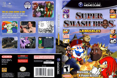 Super Smash Bros. Melee...?