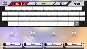 Create Your Own Super Smash Bros. Roster