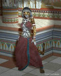 Leopard Priestess