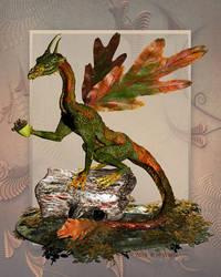 Little Oak Dragon