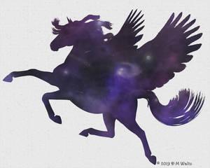 Night Sky Pegasus
