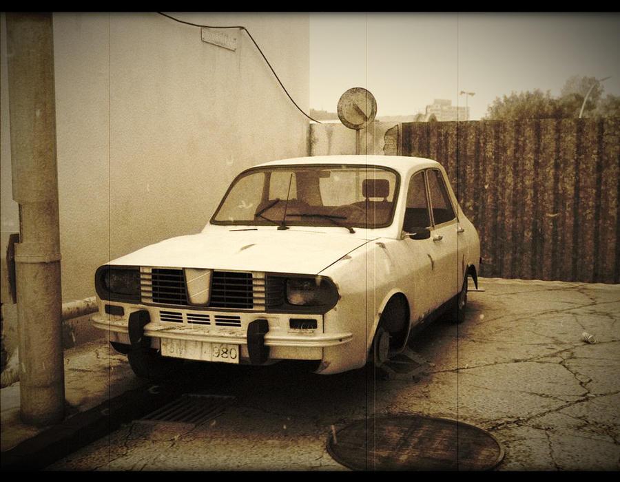 Dacia 1301 - Old scene