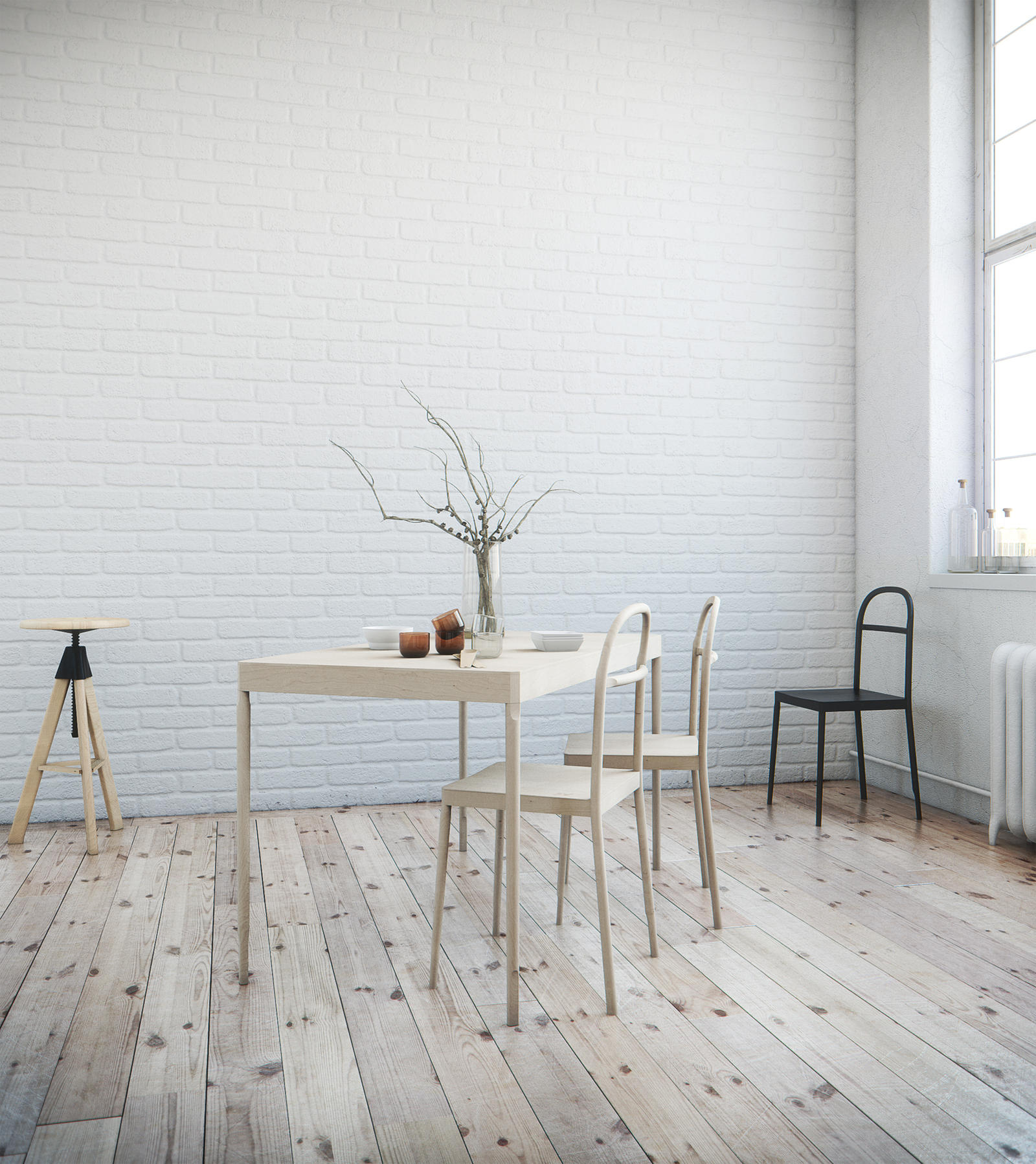 Simply Nordic - Dining