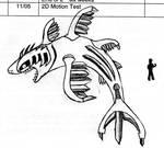 Megalodon fakemon V1