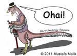 The Gentlemanly Raptor